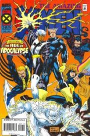 Amazing X-Men Comics (1995 Series)